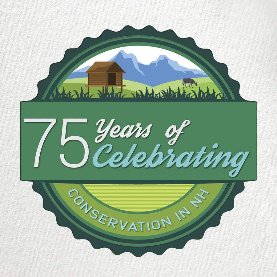 Inscrição nº                                         83                                      do Concurso para                                         Celebrating 75 Years of Conservation