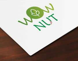 #90 for Design a Logo for WOW Nuts by penghe