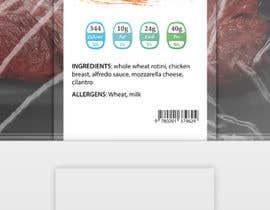 Nro 73 kilpailuun Design a Food Label käyttäjältä abdelali2013