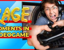 #45 for Create a Youtube thumbnail photo ----- for a youtube video (People React to losing in video games (RAGE)) by Randresherrera