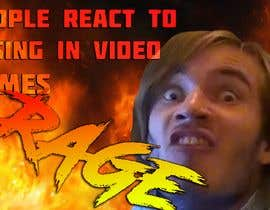#80 for Create a Youtube thumbnail photo ----- for a youtube video (People React to losing in video games (RAGE)) by tharinduDXD
