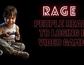 #55 for Create a Youtube thumbnail photo ----- for a youtube video (People React to losing in video games (RAGE)) by Christyray98