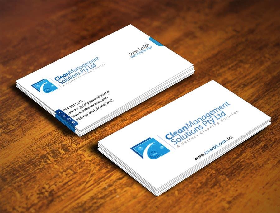 Participación en el concurso Nro.12 para Design Business card (s) and HTML Email signatures