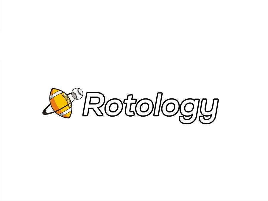 Penyertaan Peraduan #                                        8                                      untuk                                         Logo Design for rotology.com