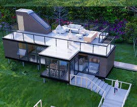 #45 for Eco-home concept drawings for new build on a sloping site by AlonsoSuarez