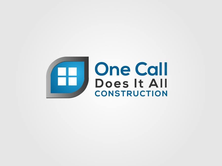 Penyertaan Peraduan #                                        31                                      untuk                                         Logo Design for Construction Company