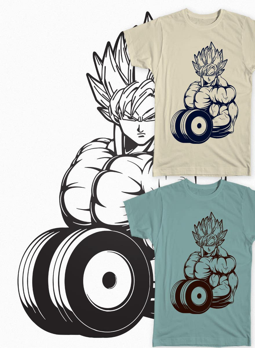 Contest Entry #                                        28                                      for                                         Illustration needed for t-shirt design