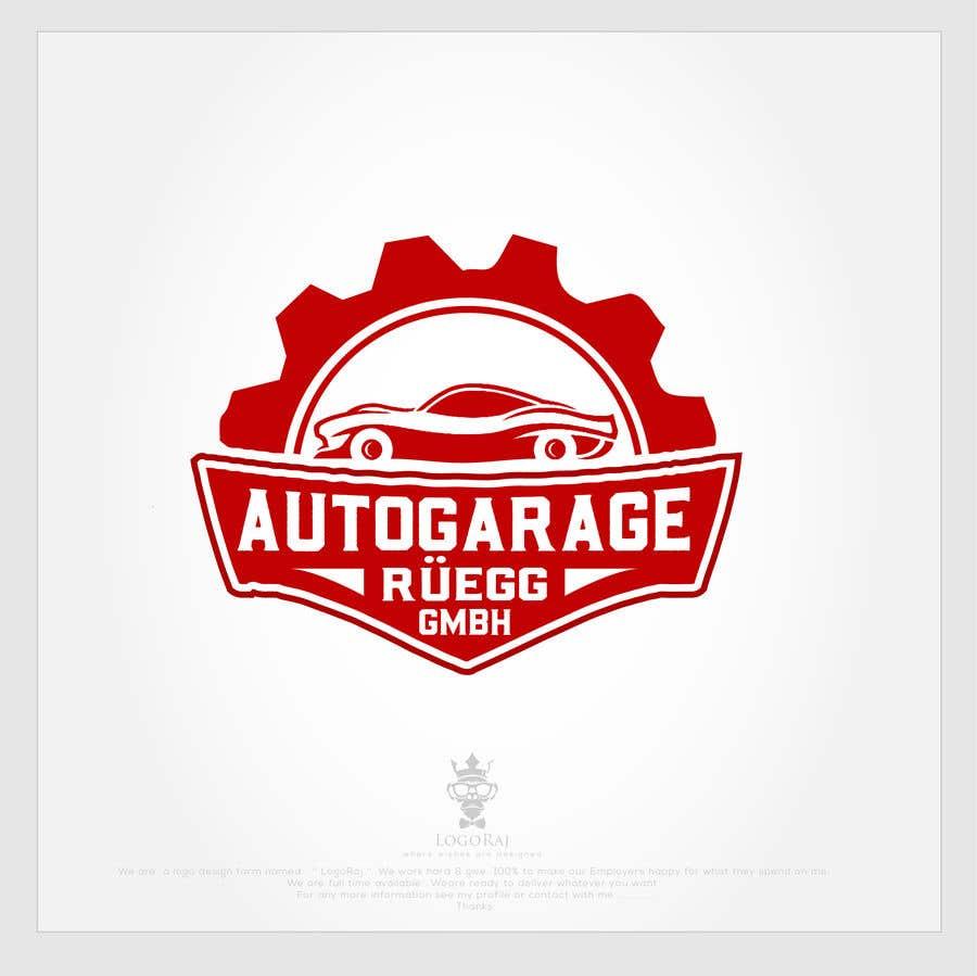 Bài tham dự cuộc thi #                                        399                                      cho                                         Autogarage Rüegg GmbH
