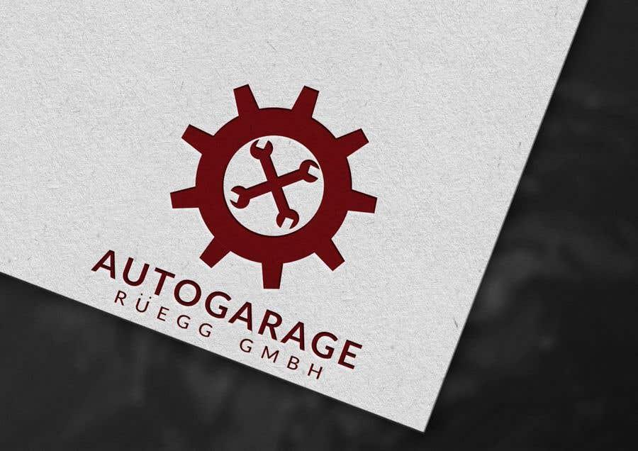 Bài tham dự cuộc thi #                                        575                                      cho                                         Autogarage Rüegg GmbH