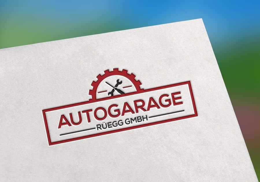Bài tham dự cuộc thi #                                        578                                      cho                                         Autogarage Rüegg GmbH
