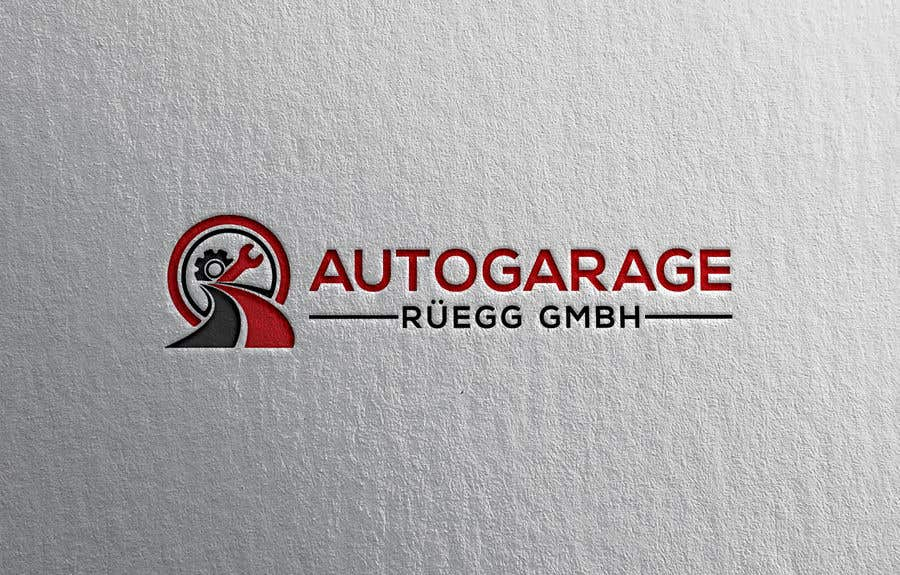 Bài tham dự cuộc thi #                                        422                                      cho                                         Autogarage Rüegg GmbH