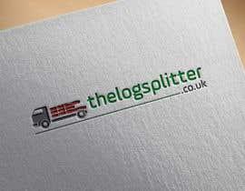 #413 untuk Logo Design - thelogsplitter.co.uk oleh suman60