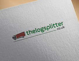 #414 untuk Logo Design - thelogsplitter.co.uk oleh suman60
