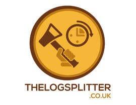 #411 untuk Logo Design - thelogsplitter.co.uk oleh ZannatulDesign