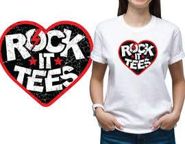 #203 for Rock It Tees logo for T-shirt company by Guccy88star