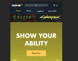 #1323 untuk Design a Logo for Gaming products website oleh elmaeqa06