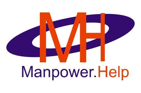 Contest Entry #27 for Logo for Manpower.Help