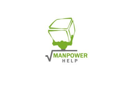 #14 for Logo for Manpower.Help by cristinandrei