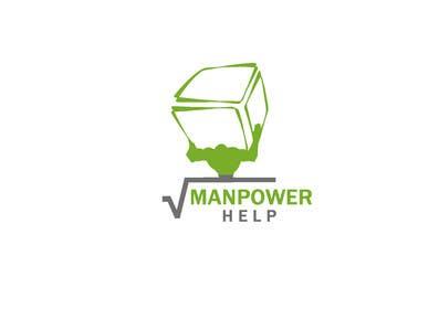 Nro 14 kilpailuun Logo for Manpower.Help käyttäjältä cristinandrei