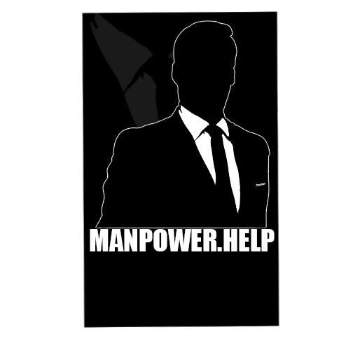 Contest Entry #                                        30                                      for                                         Logo for Manpower.Help
