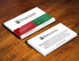 #149 para Design some Business Card for shipping company por gohardecent