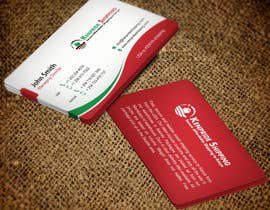 #158 para Design some Business Card for shipping company por mdreyad