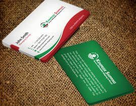 #161 para Design some Business Card for shipping company de mdreyad