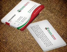 #175 for Design some Business Card for shipping company by mdreyad