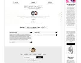 #25 for Website redesign - https://www.danchanmagic.com/virtualmagicshows.html af saidesigner87