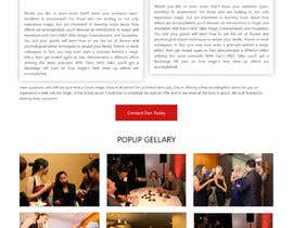 wwwhyper152 tarafından Website redesign - https://www.danchanmagic.com/virtualmagicshows.html için no 12