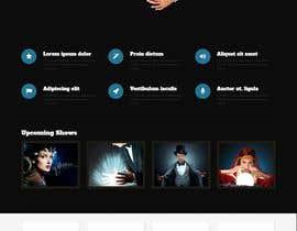 mdsanimhossen tarafından Website redesign - https://www.danchanmagic.com/virtualmagicshows.html için no 28