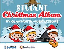 #58 cho Design a student Christmas album cover for for a music school **Easy Brief** bởi bambi90design