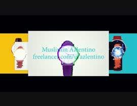 azlentino tarafından 15-20s motion graphic videos with wristwatch [Project in New York] için no 12