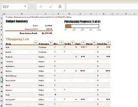 argraphics017 tarafından Create a list of supplier/ service providers için no 85