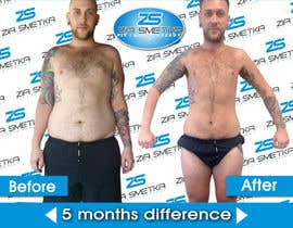 #43 para I need some Graphic Design for my Before & After Pictures de slcreation