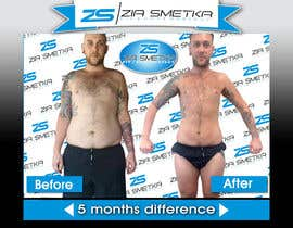 #44 para I need some Graphic Design for my Before & After Pictures de slcreation