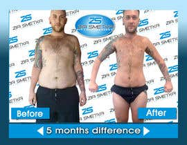 #45 para I need some Graphic Design for my Before & After Pictures de slcreation