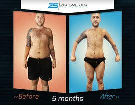 #58 para I need some Graphic Design for my Before & After Pictures de lukzzzz
