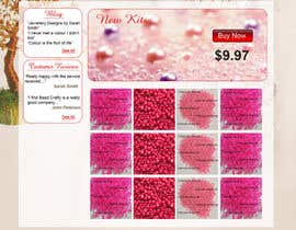 #37 för Website Design for BeadCrafty.com av VIKKISoft