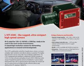 Nro 114 kilpailuun New leaflet/datasheet/brochure design for our products käyttäjältä sandippanse