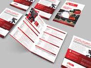Graphic Design Kilpailutyö #97 kilpailuun New leaflet/datasheet/brochure design for our products
