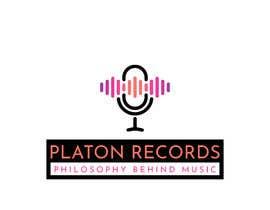 #128 for Logo and Audio Software Design Contest PLATONE STUDIOS af fatimaC09