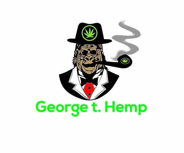 Konkurrenceindlæg #                                        43                                      for                                         Design cartoon character named, George T Hemp.