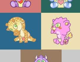 #23 cho Create a safari illustration of baby cloths bởi paezmiguel569