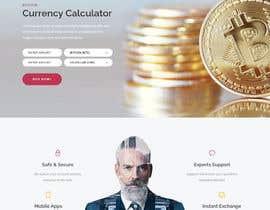 Nro 21 kilpailuun Crypto Miner Landing Page käyttäjältä mdsanimhossen