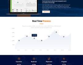 Nro 19 kilpailuun Crypto Miner Landing Page käyttäjältä LynchpinTech