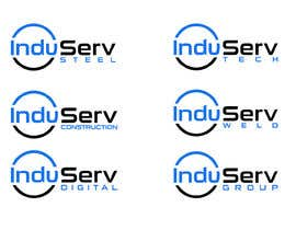 nº 1773 pour Logo Design InduServ par mashudurrelative