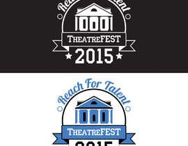 #34 for Design a Logo for TheatreFEST/15 by ITMOillustrator
