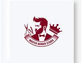 #45 for Barber Shop Logo by smsanowar99