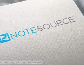 #32 untuk Design a Logo for NoteSource oleh saseart
